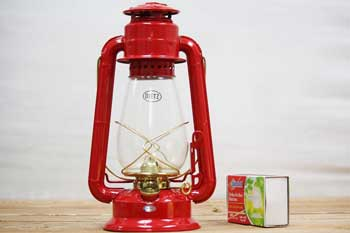 Dietz Junior Lantern Red